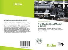 Copertina di Frankfurter Ring (Munich U-Bahn)