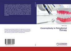 Bookcover of Coronoplasty in Periodontal Therapy