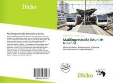 Buchcover von Maillingerstraße (Munich U-Bahn)