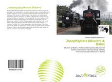 Buchcover von Josephsplatz (Munich U-Bahn)