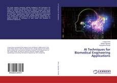 AI Techniques for Biomedical Engineering Applications kitap kapağı