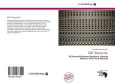 GE Security kitap kapağı