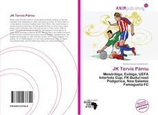 Capa do livro de JK Tervis Pärnu