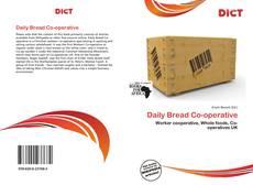 Copertina di Daily Bread Co-operative