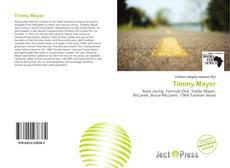 Buchcover von Timmy Mayer
