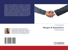Portada del libro de Mergers & Acquisitions