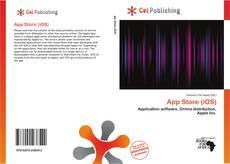 Buchcover von App Store (iOS)