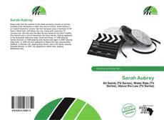 Sarah Aubrey kitap kapağı