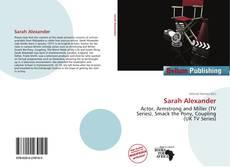 Portada del libro de Sarah Alexander