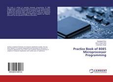Practice Book of 8085 Microprocessor Programming的封面