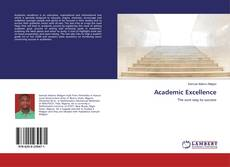 Bookcover of Academic Excellence
