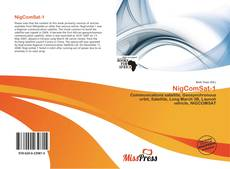 Bookcover of NigComSat-1