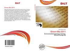 Capa do livro de Green BIz 2011
