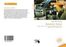 Portada del libro de Susanne Zenor