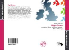 Bookcover of High Green