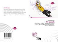 Capa do livro de FK Masallı