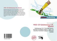 Bookcover of 1922–23 Galatasaray S.K. Season