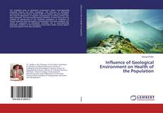 Bookcover of Influence of Geological Environment on Health of the Population
