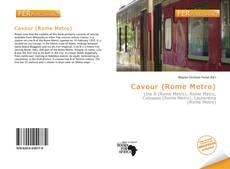 Обложка Cavour (Rome Metro)