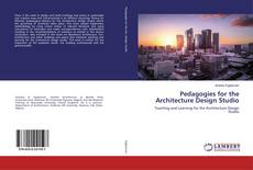 Capa do livro de Pedagogies for the Architecture Design Studio