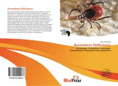 Bookcover of Aromatase Deficiency
