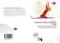 Bookcover of Gibraltar Official Football Team