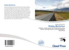 Bookcover of Robby McGehee