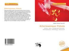 Arteriovenous Fistula kitap kapağı