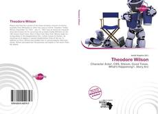 Bookcover of Theodore Wilson