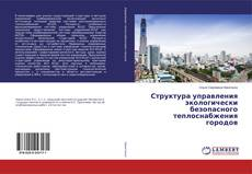 Bookcover of Структура управления экологически безопасного теплоснабжения городов