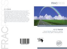 Bookcover of U. E. Patrick