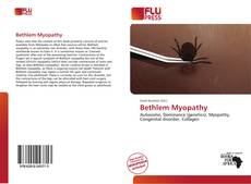 Bookcover of Bethlem Myopathy