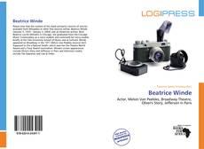 Capa do livro de Beatrice Winde