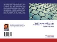 Capa do livro de Basic Nanochemistry: An overview of nanomaterials and Zn-Al LDH
