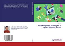 Bookcover of Marketing Mix Strategies in Indian Banking Sector