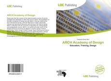 Capa do livro de ARCH Academy of Design
