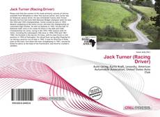 Jack Turner (Racing Driver) kitap kapağı