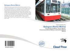 Copertina di Bologna (Rome Metro)