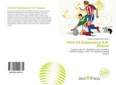 1924-25 Galatasaray S.K. Season kitap kapağı