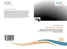 Australian Prisons的封面
