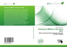 Обложка Arkansas Militia in the Civil War