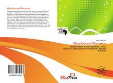 Westbound Records kitap kapağı