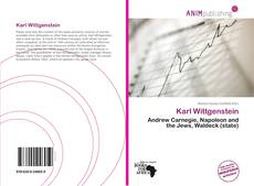 Bookcover of Karl Wittgenstein
