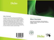 Portada del libro de Marc Garneau