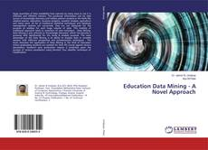Portada del libro de Education Data Mining - A Novel Approach