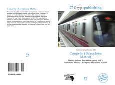 Bookcover of Congrés (Barcelona Metro)
