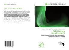 Couverture de Peter Jensen (psychologist)