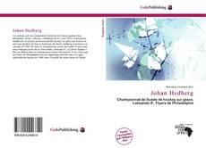 Capa do livro de Johan Hedberg