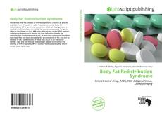 Bookcover of Body Fat Redistribution Syndrome