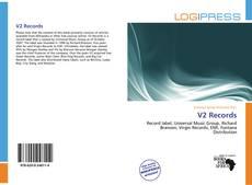 Bookcover of V2 Records